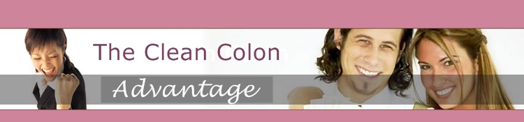 Clean Colon - Colon Cleanse - Colon Cleansing logo